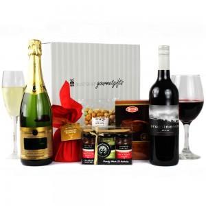 Christmas Wine Hamper