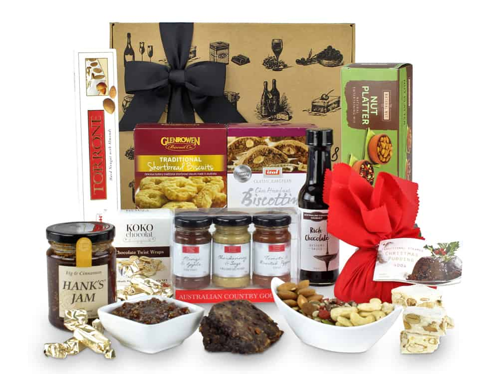 Image of the Premium Gourmet Christmas Hamper