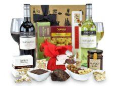 Image of the Premium Wine Christmas Hamper