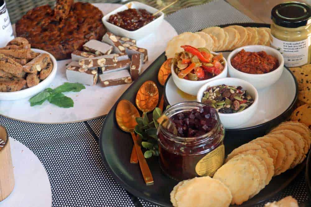 Gourmet Food Hamper by Australian Gourmet GiftsChristmas entree