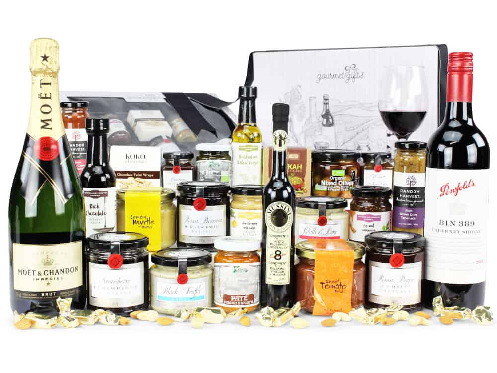 Image of the 7 Star Executive Hamper