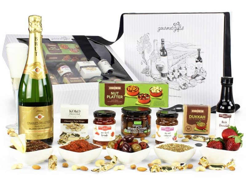 Image of the Luxury French Sparkling Hamper