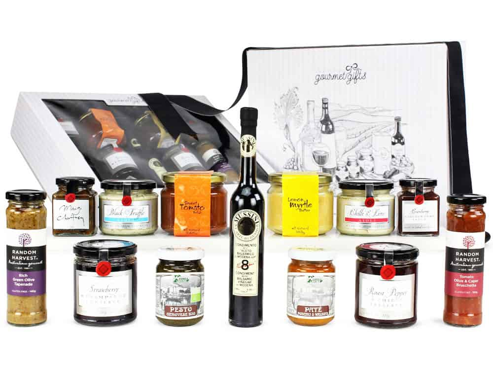 Image of the Top of the Range Gourmet Hamper