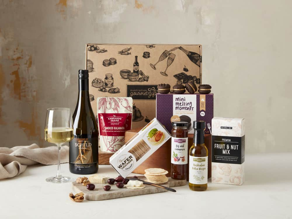 Displaying all the products contained in the Barossa Chardonnay Hampers